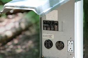 How To Install A 50-amp Rv Outlet At Home