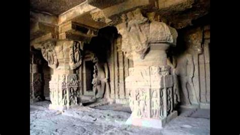 ellora caves   ancient aliens technology youtube