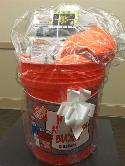 Winningcause  Home Improvement Gift Basket Including $50