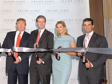 Trump family emoluments