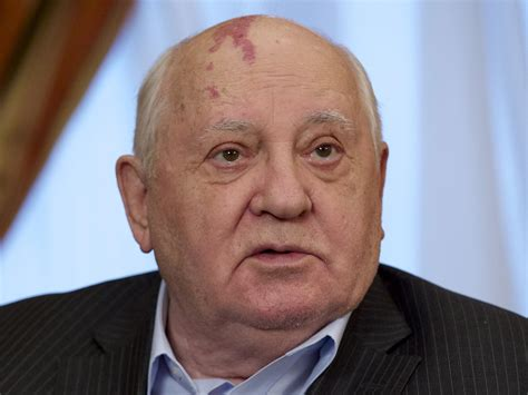 ap interview gorbachev    short sighted