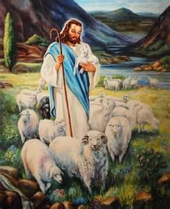 Jesus as Good Shepherd