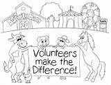 Coloring Contest Katy County sketch template