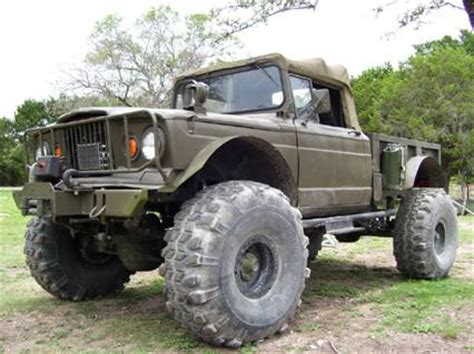 custom kaiser jeep custom jeep kaiser m715 car interior design