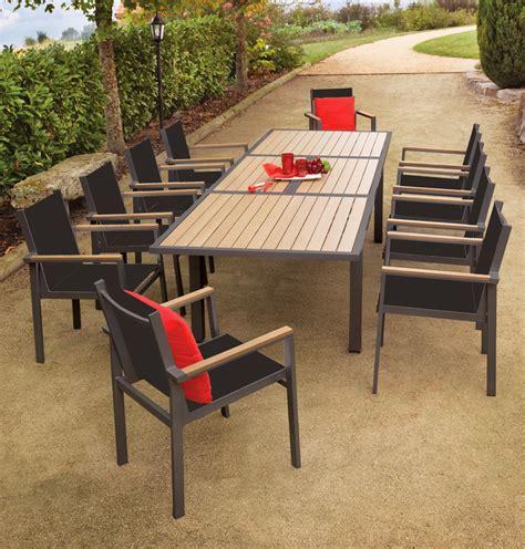 chaise fer forgé pas cher emejing salon de jardin bois fer forge images amazing