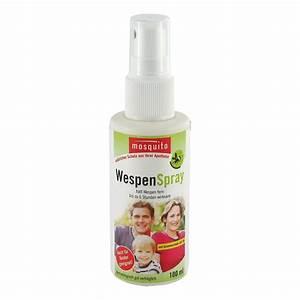Anti Wespen Spray : mosquito wespen spray m sonnenschutz 100 milliliter online bestellen medpex versandapotheke ~ Whattoseeinmadrid.com Haus und Dekorationen