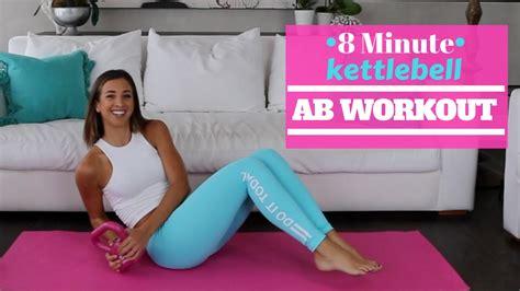 kettlebell abs minute