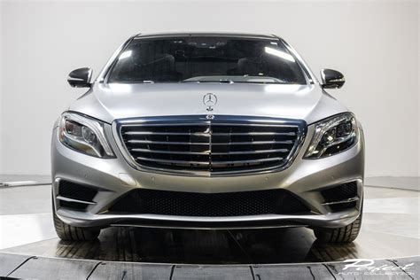 Soak up the sun and have some. Used 2017 Mercedes-Benz S-Class S 550 4MATIC For Sale ($64,493) | Perfect Auto Collection Stock ...