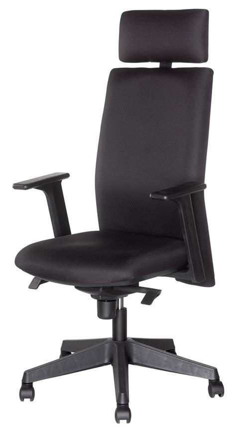 fauteuil de bureau avec dossier haut