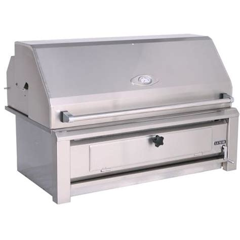 cost of built in grill online luxor charcoal grills 42 inch built in charcoal grill aht 42 char bi sales here price