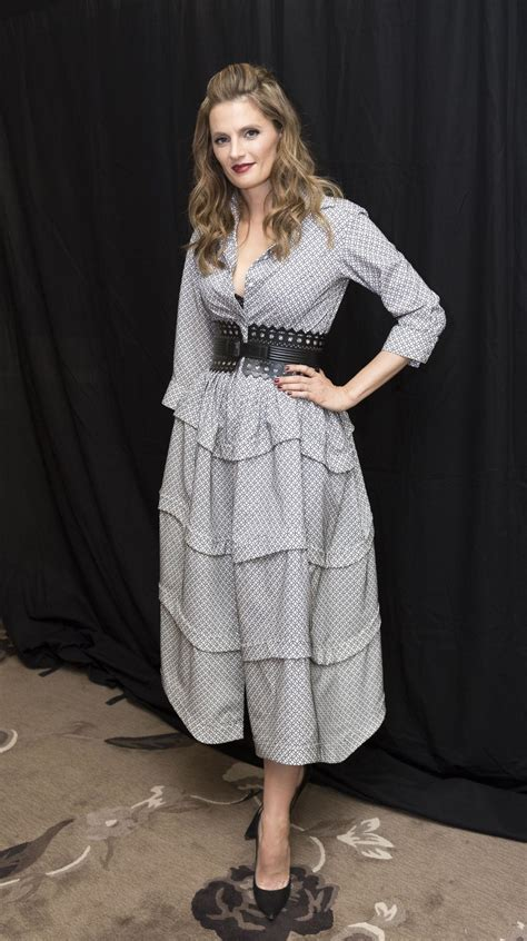 stana katic absentia press conference  los angeles
