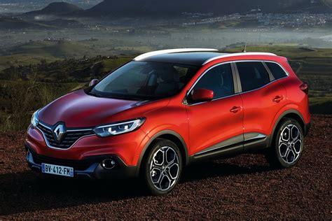 2015 Renault Kadjar Revealed With Fresh Looks and LED ...