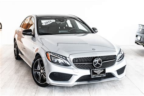 What will be your next ride? 2016 Mercedes-Benz C-Class C 450 AMG Stock # P109740 for ...