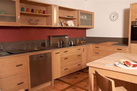 meuble cuisine bois brut porte meuble cuisine bois brut cuisine idées de