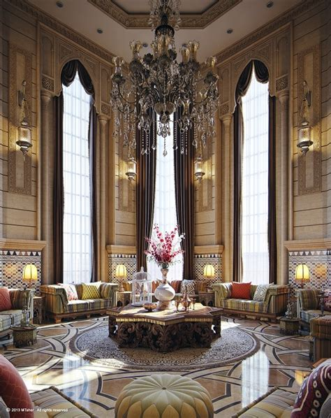 Arabic Living Room Images by 37 Fascinating Luxury Living Rooms Designs