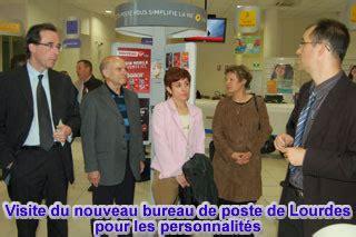 bureau de poste 20 inauguration du nouveau bureau de poste de lourdes