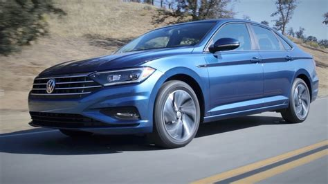All-new 2019 Vw Jetta Review--more Car For Le$$