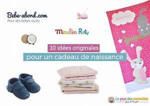 Idée Cadeau De Naissance : cadeau de naissance 10 id es originales pour b b ~ Melissatoandfro.com Idées de Décoration