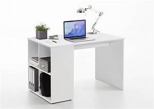 GENT Schreibtisch Mit Regal Von FMD Wei