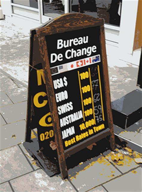 frais bureau de change 28 images un agencement de