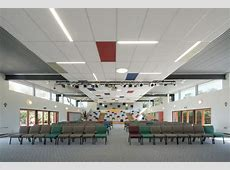 St Augustine Primary lit by Linear 100 Single TeeBar