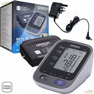 Omron M6 Ac Me Automatic Upper Arm Blood Pressure Monitor