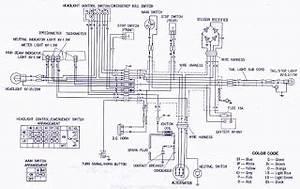 Honda Xl100 Electrical Wiring Diagram