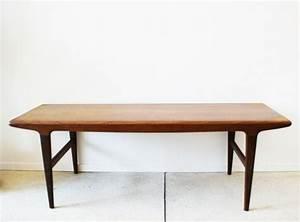 Table Basse Année 50 : table basse danoise ann es 50 mobilier vintage ~ Teatrodelosmanantiales.com Idées de Décoration