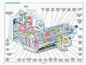 2012 Chevy Impala Transmission Diagram