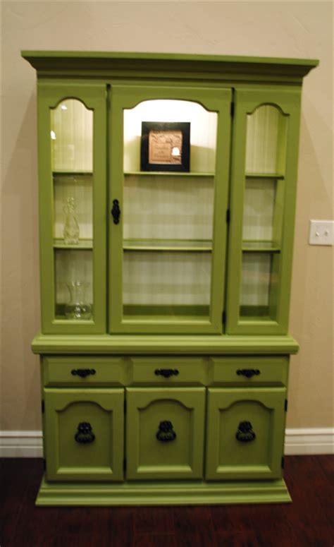 refinished china cabinet how to refinish a hutch craft