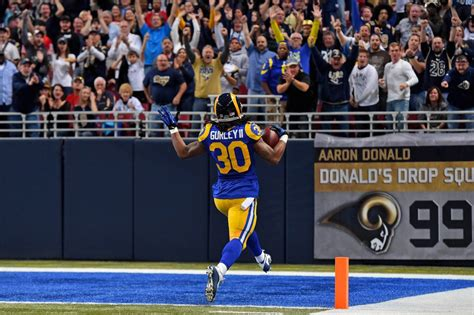 explosive facts  rams super rookie todd gurley