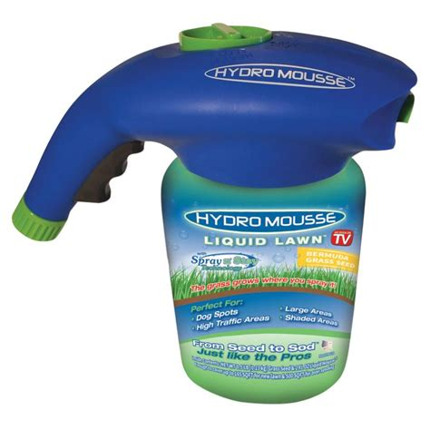 spray grass seed hydroseeding hydromousse bermuda grass seed kit 17000 hd the home depot