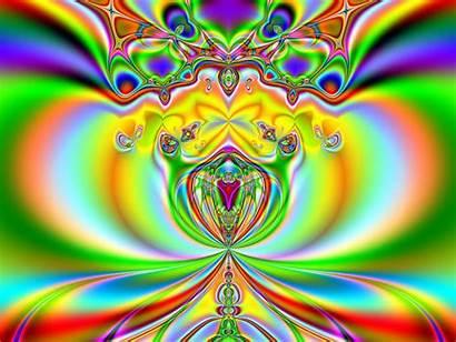Abstract Colorful Symmetrical Symmetry Jooinn
