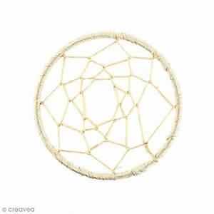 Tissu Attrape Reve : pendentif attrape r ves en tissu beige 60 mm ~ Teatrodelosmanantiales.com Idées de Décoration