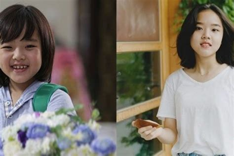 berlalu  potret pemeran  ra  film korea