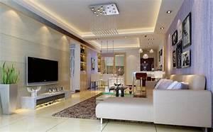 Lustre Design Salon : le lustre en cristal pour une touche de glamour dans l 39 int rieur ~ Teatrodelosmanantiales.com Idées de Décoration