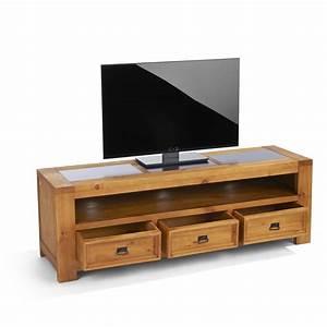 Massivholz Tv Board : tv board lowboard pinie massivholz tv rack fernsehtisch tv rack unterschrank neu ebay ~ Watch28wear.com Haus und Dekorationen