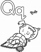 Quilt Coloring Pages Printable Alphabet Block Olds Letter Sheets Preschool Pattern Quilting Clipart Quilts Activity Village Books Popular Featuring Animal sketch template