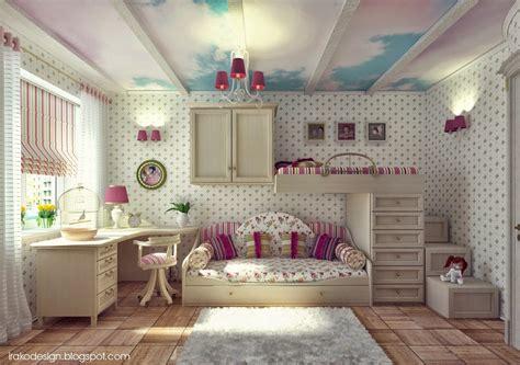 wall decal teenage girls bedroom   pro bed