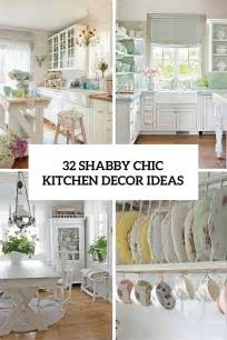 kitchen design and decorating ideas 32 sweet shabby chic kitchen decor ideas to try shelterness