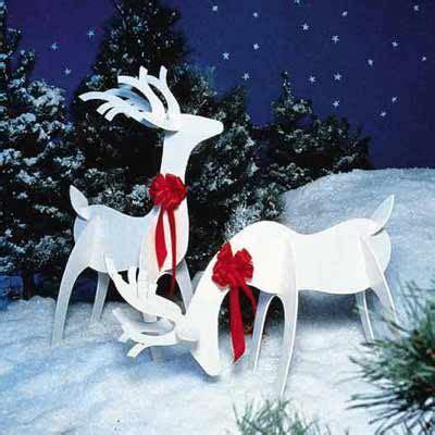 christmas reindeer woodworking plans woodworking