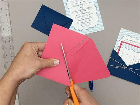 Free Pin Stripe Wedding Invitation Template And Diy Pocket