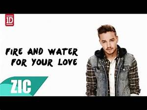One Direction - Through the dark (Lyrics) - YouTube