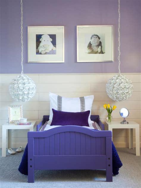 purple bedrooms    girl hgtv