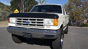 1990 Ford F 4 Ton Pickup Truck Mint 2 Owner 33x12