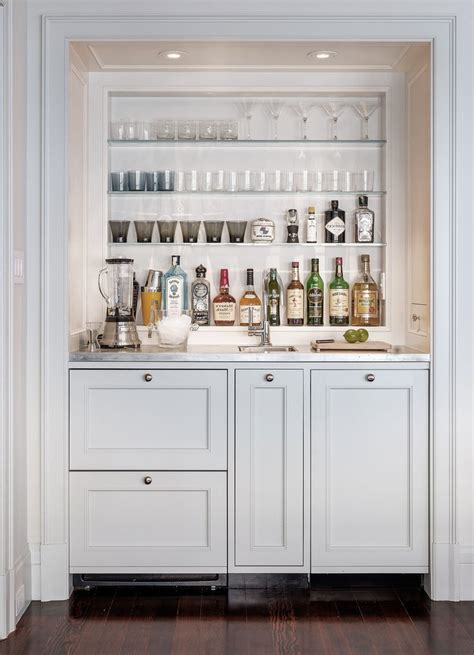 Small Bar Cabinets by Lovely Small Bars With Bar Shaker Cabinets White