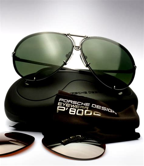 porsche design heritage eyewear collection  simply