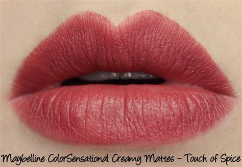 maybelline color sensational matte lipstick maybelline colorsensational matte lipstick