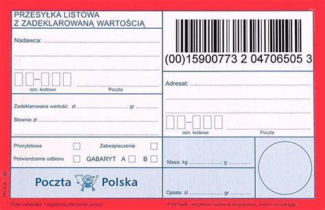 Poczta polska paczka do holandii