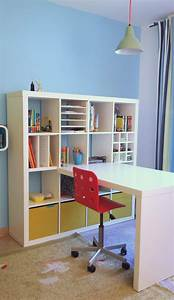 Ikea Regal Mit Schreibtisch : ikea expedit au ergew hnliche ordnung nach schwedischer art ~ Michelbontemps.com Haus und Dekorationen